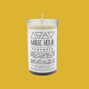 Magic Hour Candles / small