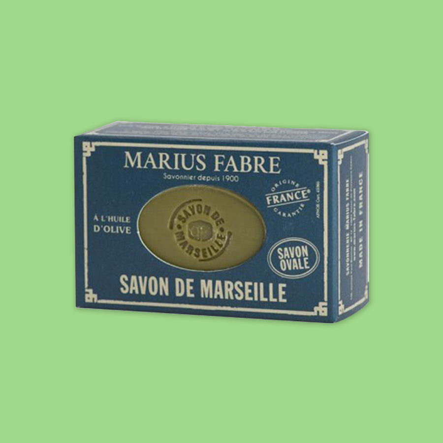 Oval Olive Oil Marseille Soap
