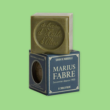 Olive Oil Marseille Soap