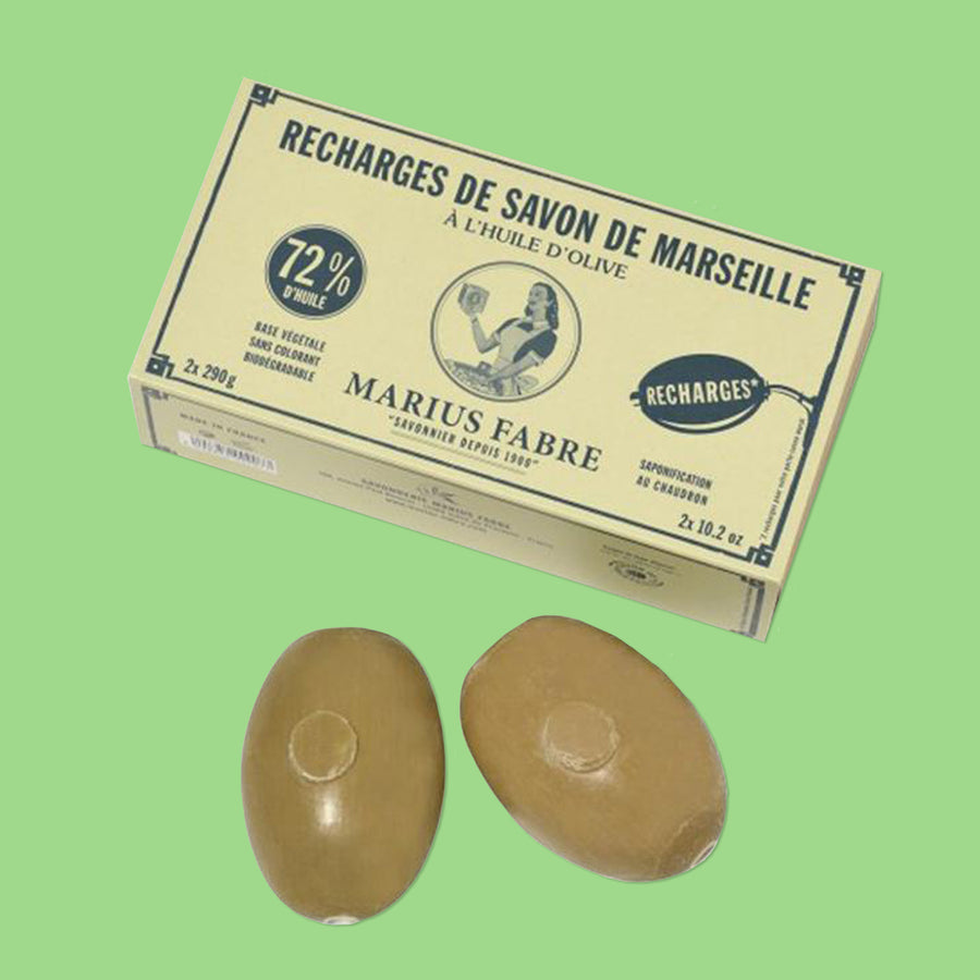 Wall-Mounted Marseille Soap