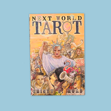 Next World Tarot Deck + Book