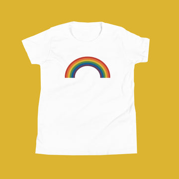 Rainbow Youth Short Sleeve T-Shirt