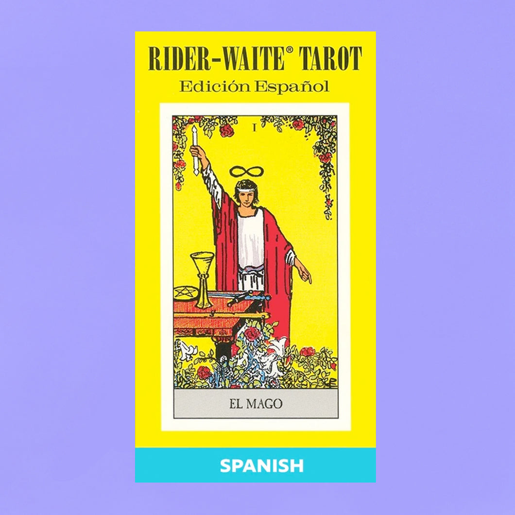 The Spanish Rider-Waite Tarot Deck