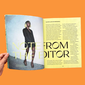 Salima Magazine | Issue 01