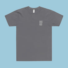Load image into Gallery viewer, She/Her Pronouns Embroidered T-shirt