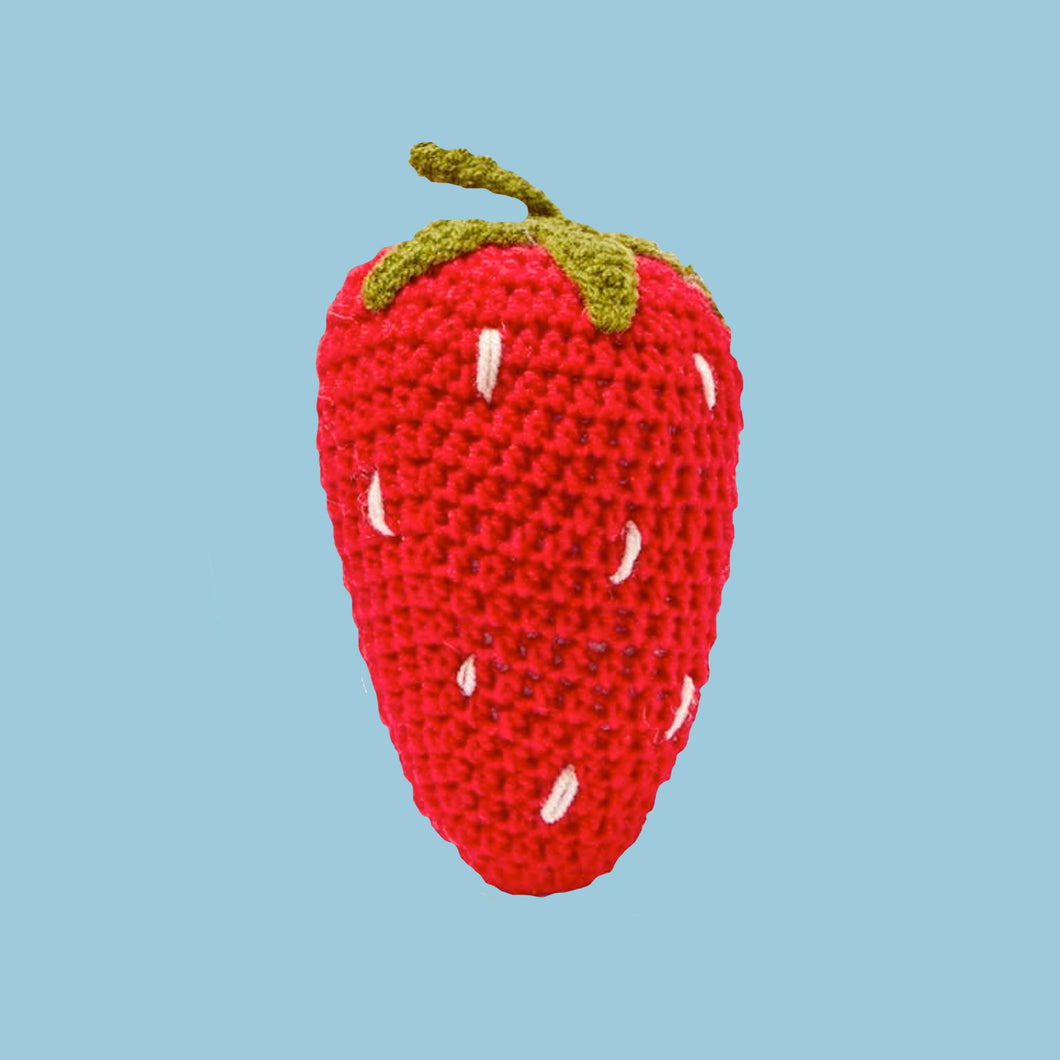 Strawberry Rattle