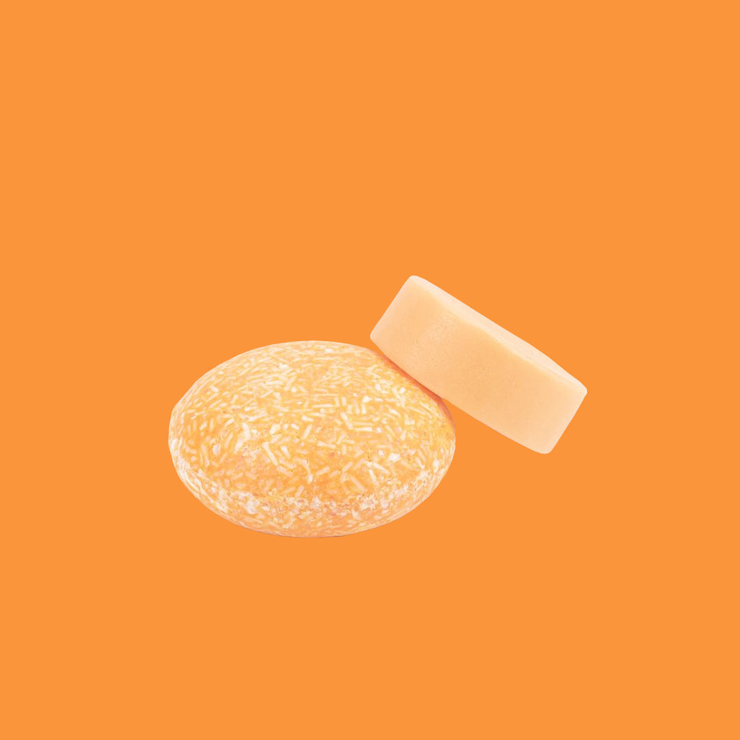 Sunshine Shampoo + Conditioner Bars