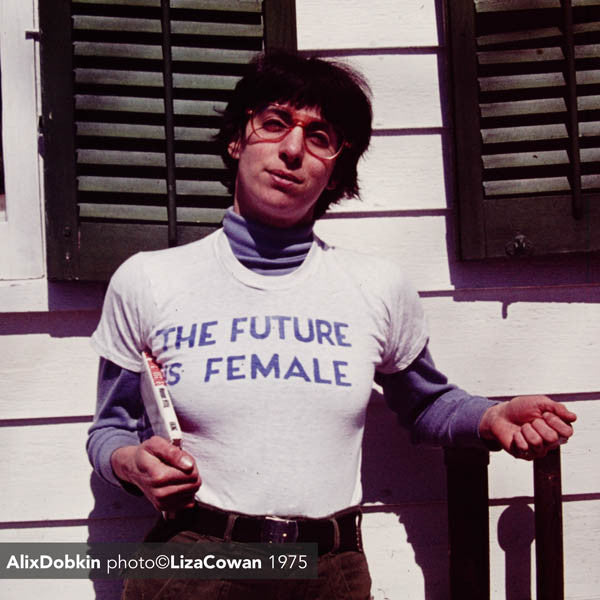 The Future is Female Sweatshirt - Ltd. Edition Grey