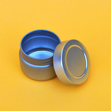 4oz Metal Screw Top Tin
