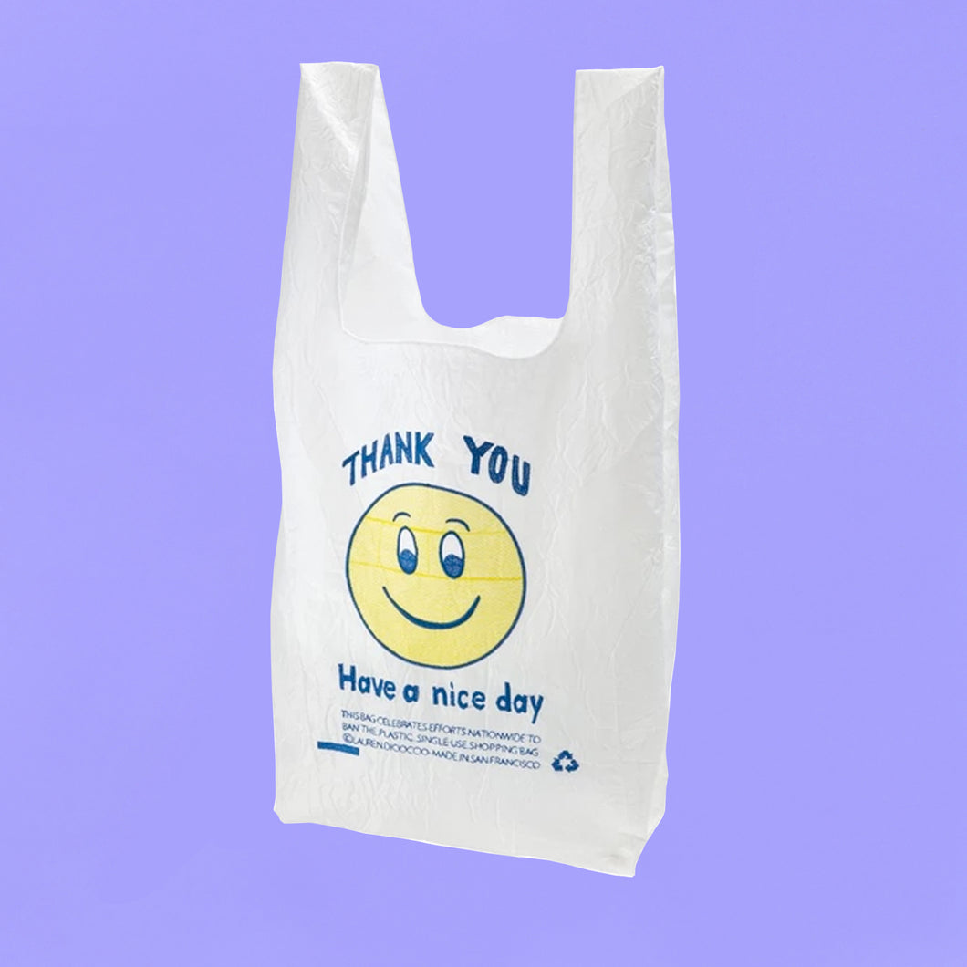 Thank You Smile Tote