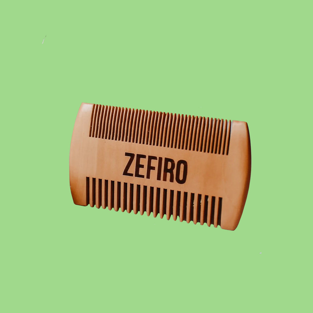 Double-sided comb