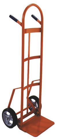 Heavy Duty Hand Truck w/ Twin-Curved Back Handle