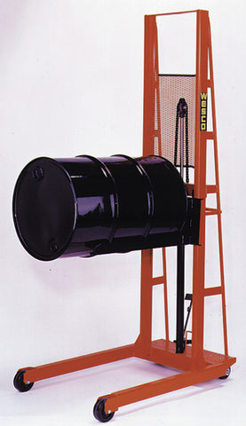 Economy Straddle Hydraulic Fork Stacker