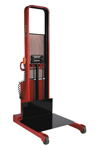 Powered Platform Stacker