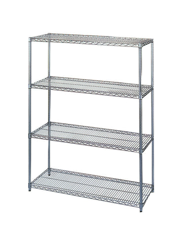 Wire Shelving Starter Unit