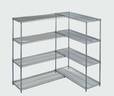 Wire Shelving Add-On Kit