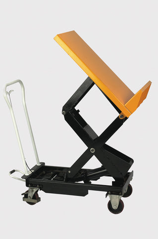 Ergonomic Scissors Tilt Table