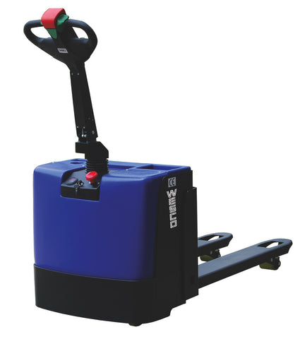 Light Duty Powered Walkie Pallet Truck