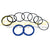 Steering-Seal Kits P/N 4917136