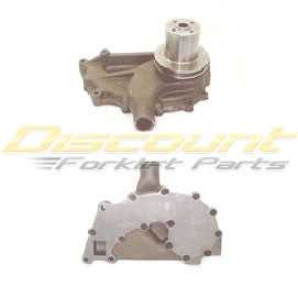 Water Pump W/Pulley P/N 912344