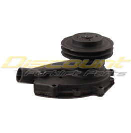 Water Pump W/Pulley P/N 971112