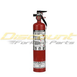 Fire Extinguisher P/N 30