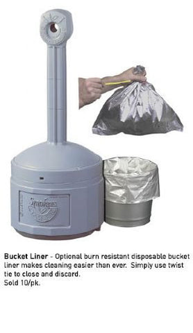 26800G - SMOKERS CEASE-FIRE® CIGARETTE BUTT RECEPTACLE