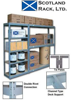 R5025 - HEAVY DUTY RIVET RACK