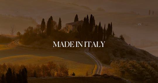 Uniquely blended with European origin essential oils, mostly sourced in organic farms or harvested in the wild in Italy.