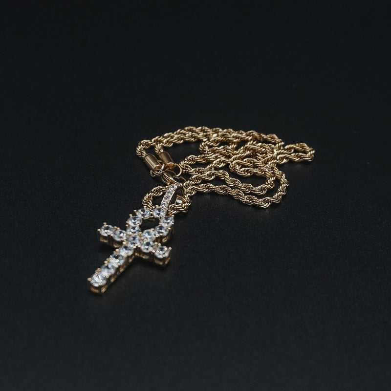 Egyptian Ankh Chain