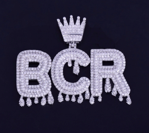 Crown Custom Letters