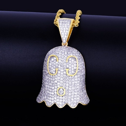 Ghost Necklace