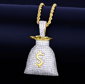 The Bag Necklace