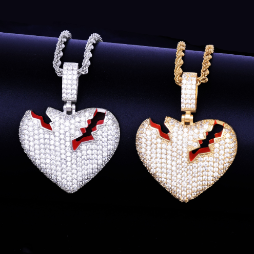 Vamped Heart Chain