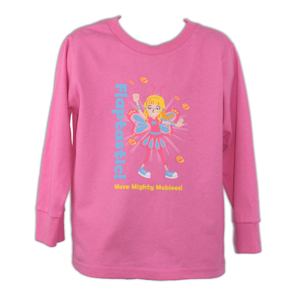 Bailey Butterfly™ Long Sleeved T-Shirt