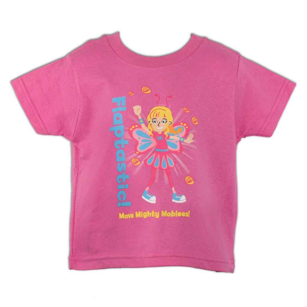 Bailey Butterfly™ Short Sleeved T-Shirt