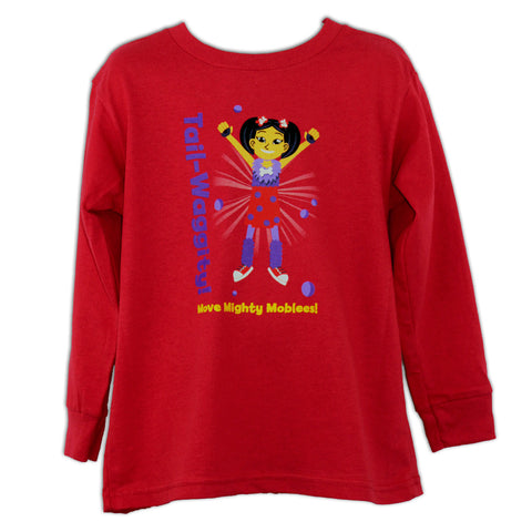 Dasha Dog™ Long Sleeved T-Shirt