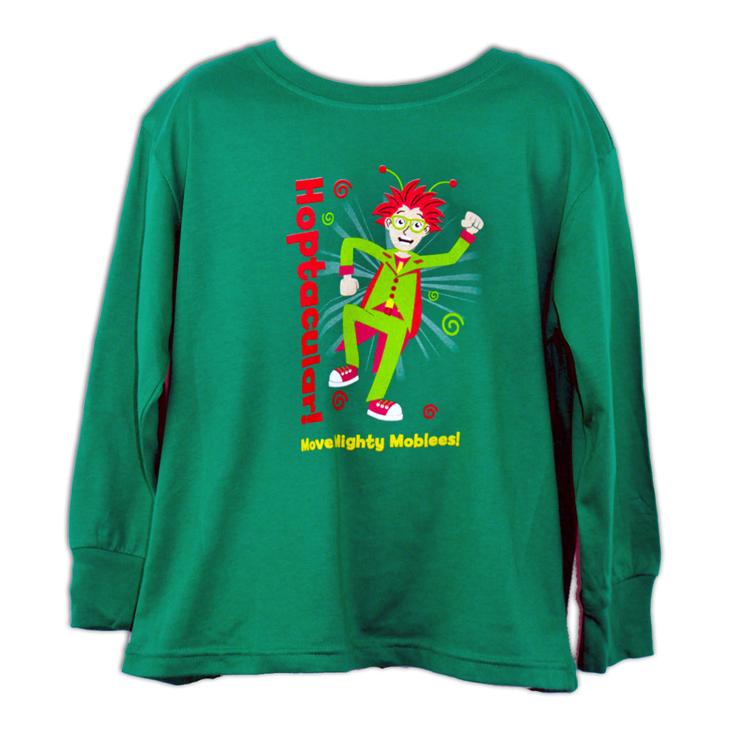 Gisbert Grasshopper™ Long Sleeved T-Shirt
