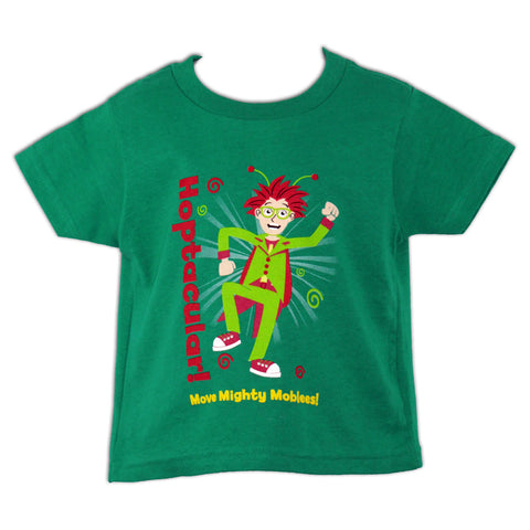 Gisbert Grasshopper™ Short Sleeved T-Shirt