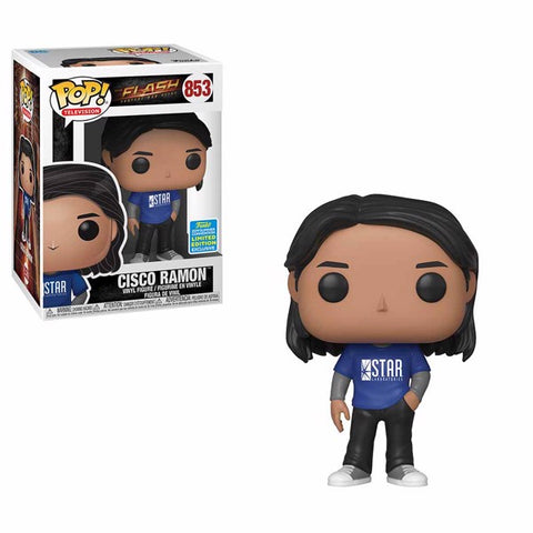 Cisco Ramon SDCC Funko Pop Vinyl - Collectibles_City