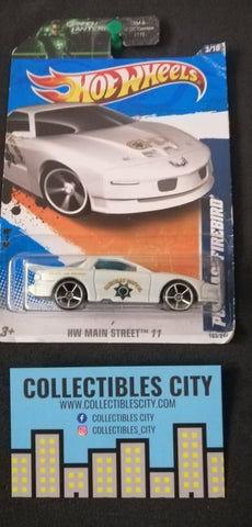 Pontiac Firebird Green Lantern Hot Wheels - Collectibles_City