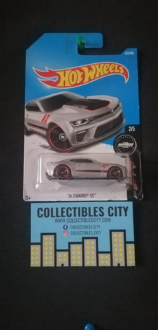 16 Camaro SS Hot Wheels - Collectibles_City