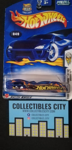 Ground FX First Edition Hot Wheels - Collectibles_City