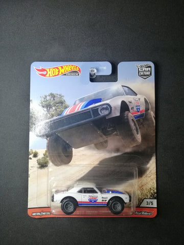 67 Off Road Camaro Real Rider Hot Wheels