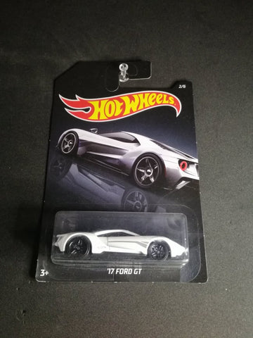 17 Ford GT Exotics Hot Wheels