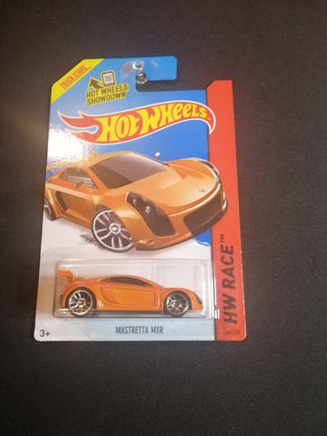 Mastretta MXR Hot Wheels