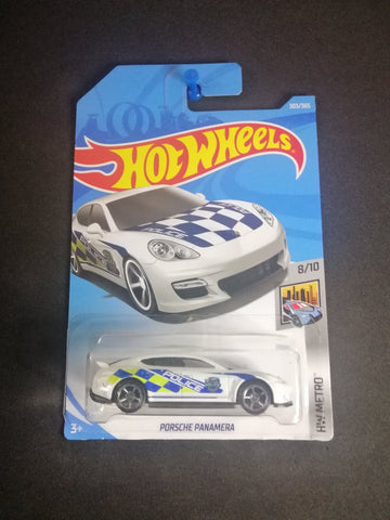 Porsche Panamera Hot Wheels