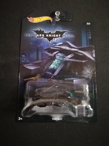 The Bat Batman DC Hot Wheels