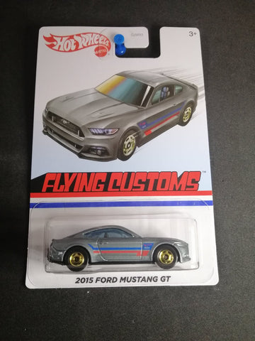 2015 Ford Mustang GT Flying Customs Hot Wheels
