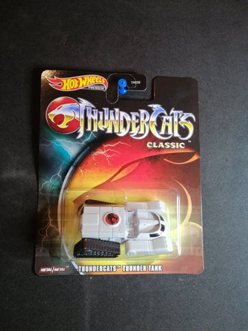 Thundercats Thunder Tank Real Rider Hot Wheels